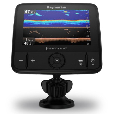 Raymarine-Dragonfly-7PRO-combo-GPS---sonar-CHIRP---DownVision
